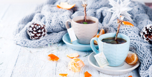 İşte kışın içmeniz gereken vücut direncini arttıran çaylar!