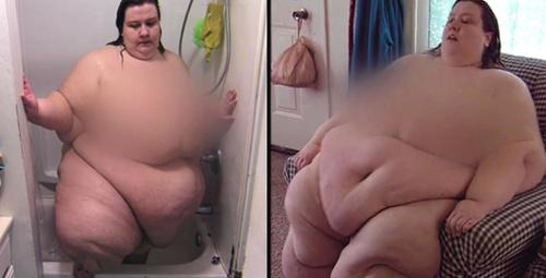 Banyoya bile sığmıyordu son halini gören inanamıyor!