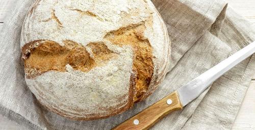 Kahvaltı sofrasına yakışır: Ekşi mayalı ekmek tarifi
