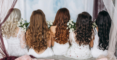 Bu yöntemle 1 yıl saçınızı kıvırcık yapabilirsiniz!