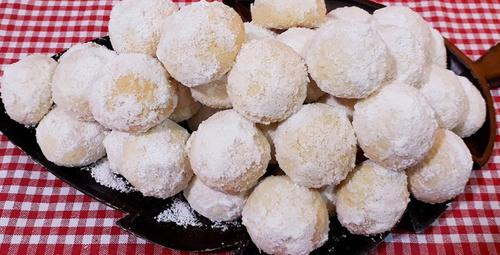 Yemeyen pişman oluyor: Pişmaniye kurabiye