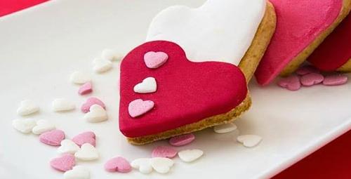 Sevgililer gününe özel: Kalpli kurabiye tarifi
