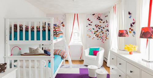 Çocuk odası dekore ederken bu özellikler şart!