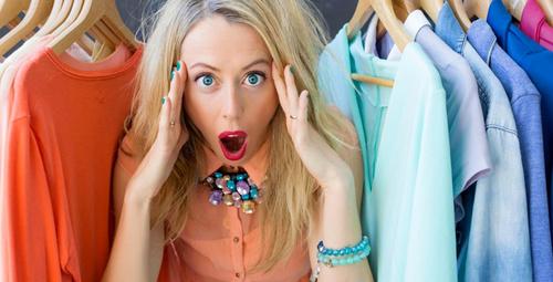Dolaptaki fazla kıyafetlerden kurtulmak istiyorsanız...