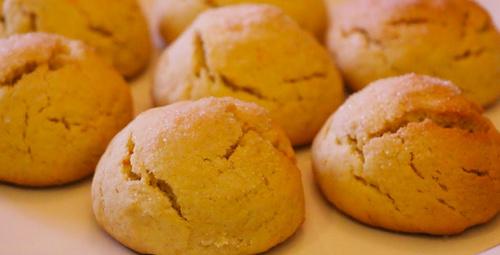 Tadına doyum olmaz: Portakallı anne kurabiyesi