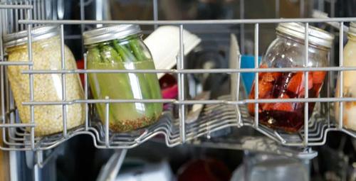 Bulaşık makinesinde turşu yapmayı denediniz mi?