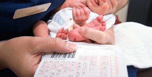 Bebeklerde topuk kanı testi neden yapılır?
