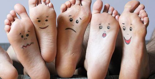 Ayak baş parmağınız dışa doğru dönükse...