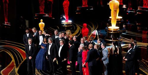 Oscar'a damga vurdular işte yılın kazananları...