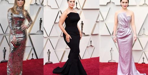 Oscar'da hangi ünlü ne giydi?