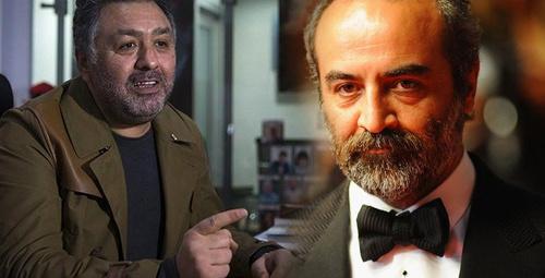 Müslüm'ün yapımcısından Yılmaz Erdoğan'a törende öyle bir laf soktu ki