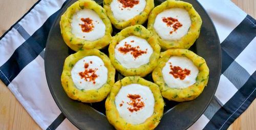 Pratik lezzet: Patatesli havuçlu yoğurtlama tarifi