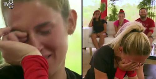 İşte Survivor Seda'yı gözyaşlarına boğan eşi ve çocukları