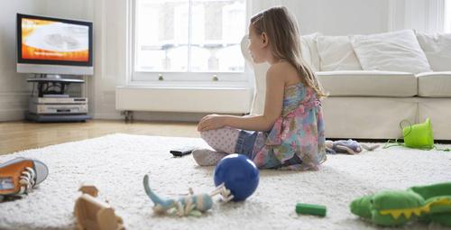 Çocuğunuz televizyonu yakından izliyorsa...