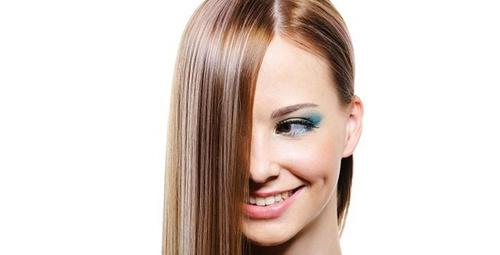 Işıl ışıl parlayan saçların sırrı burada!