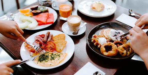 Kahvaltılarınız şenlenecek: Kaşık dökmesi