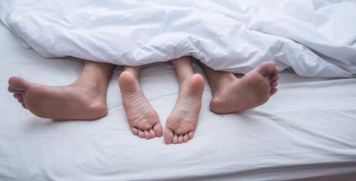 Partnerinizle yatakta eş zamanlı nefes alıp verirseniz...