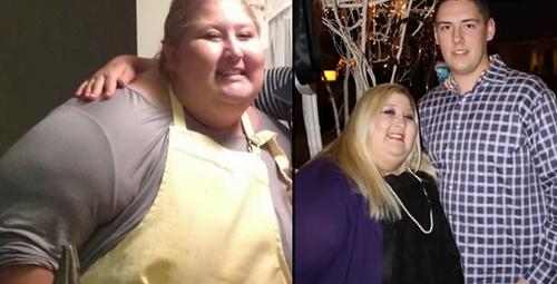 Öyle çok utandı ki tam 158 kilo verdi