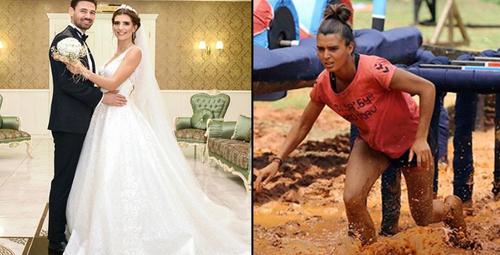 Evlenen Merve Aydın aylar sonra ekrana çıktı