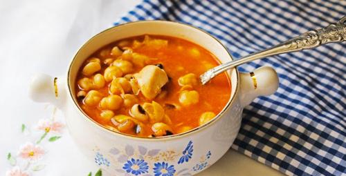 Hem doyurucu hem lezzetli: Kaz dağı çorbası