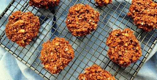 Yok artık dedirten tarif: Pişmeyen kurabiye