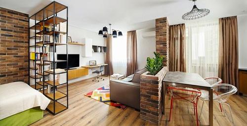Stüdyo daireler için 4 dekorasyon önerisi!
