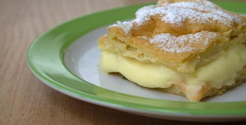 Dışı çıtır içi yumuşak enfes tat: Karpatka