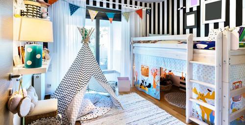 Çocuk odasında tercih edilen renklerin etkilerine bakın!