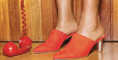 Bu sezon ayakkabılar çok farklı!