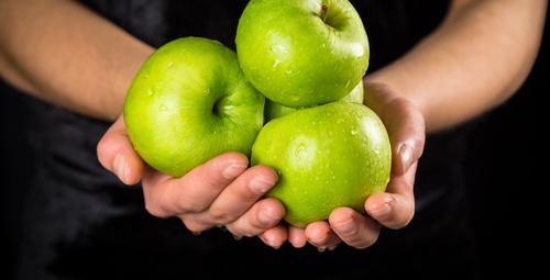Elma yiyerek nasıl kilo verilir?