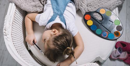 Çocuklar neden uyumak istemez?