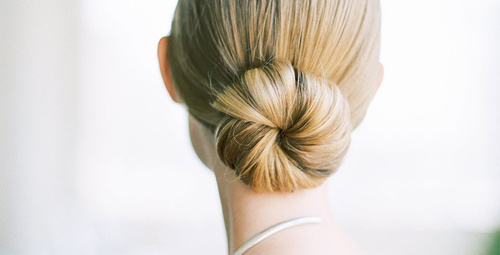 2019'un İlkbahar Yaz trend saçı parti topuzu modelleri!