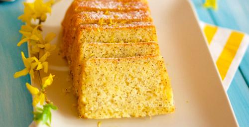 Çayın yanında harika lezzet labneli kek tarifi!