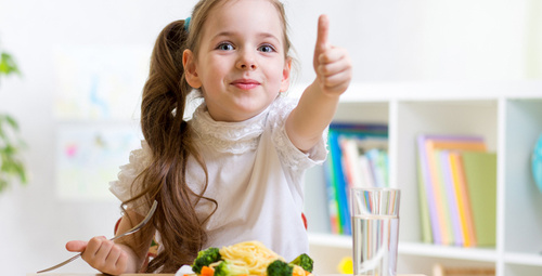 Çocuklara sağlıklı kilo aldırmak için 9 etkili öneri