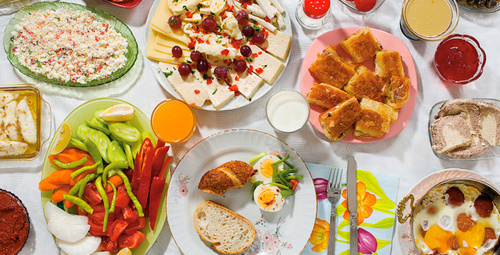 Kahvaltının en lezzetli hali: Yumurta salatası