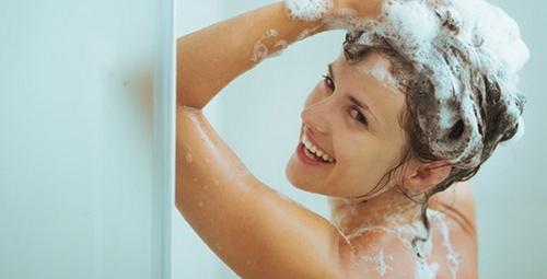 Saçlarınızı bulaşık deterjanı ile yıkarsanız...