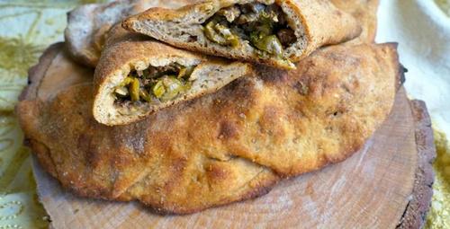 Gaziantep'in enfes lezzeti: Zeytin böreği