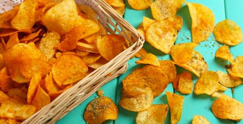 Evde tatlı patates cipsi nasıl yapılır?