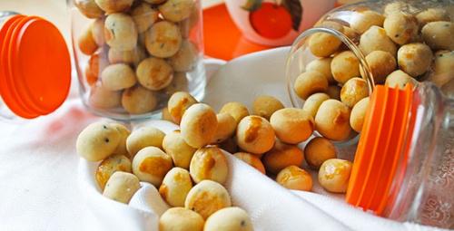 Tek lokmalık lezzet bombası: Bitli kurabiye