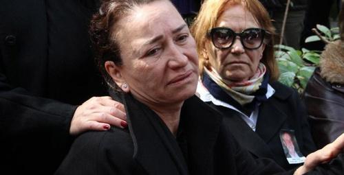 Demet Akbağ'ın son hali üzdü cenazeden sonra ilk kez...