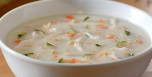 Yöresel çorba sevenler için: Muradiye çorbası!