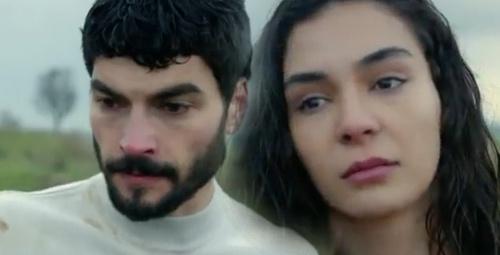 Hercai 4. bölüm fragmanda Reyyan Miran'ı vurdu!