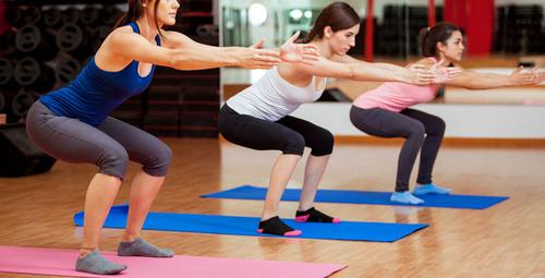 İşte squat yapmanın bilinmeyen faydaları!
