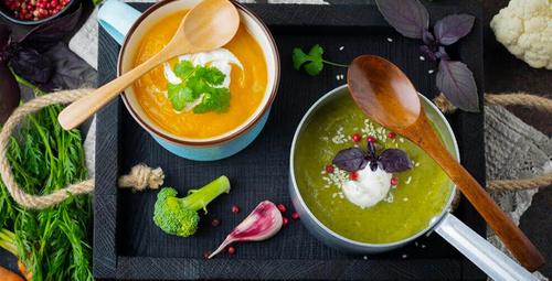 Kilo almamak için detoks çorbası tarifi!