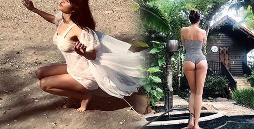 50 yaşındaki ünlü model çıplak fotoğraflarıyla sosyal medyayı salladı!