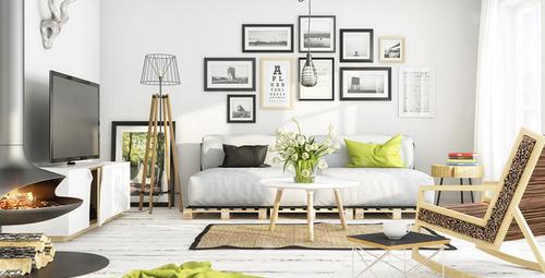 Ev dekorasyonunda 4 pratik dokunuş!