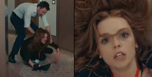 İlk bölümden tecavüz sahnesiyle hızlı giriş yaptı