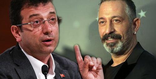Ünlü şarkıcı Ekrem İmamoğlu'nu tebrik eden komedyene verdi veriştirdi!