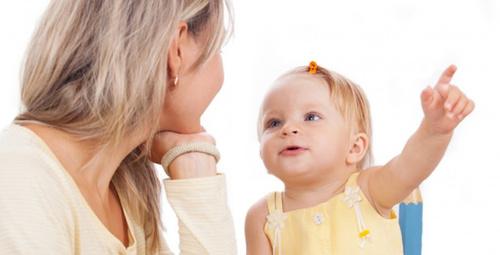 Konuşamayan bebeklere ne yapılmalı?