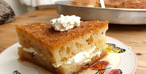 Evde ekmek kadayıfı yapmanın kolay yolu!